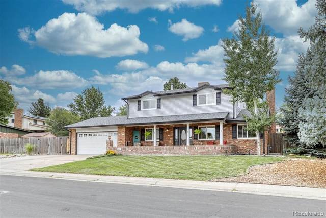 2222 W Briarwood Avenue, Littleton, CO 80120 (#6317993) :: The Brokerage Group