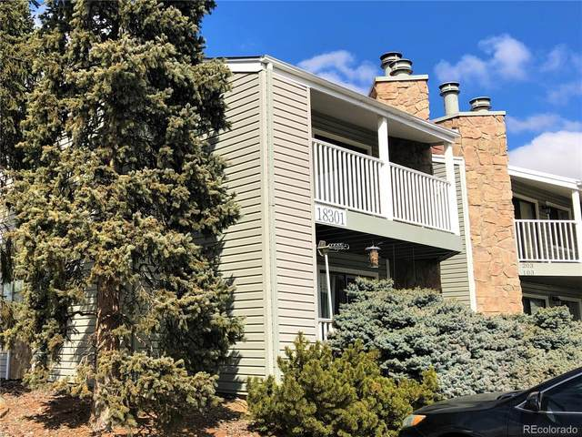 18301 E Kepner Place #204, Aurora, CO 80017 (#6321931) :: The Peak Properties Group