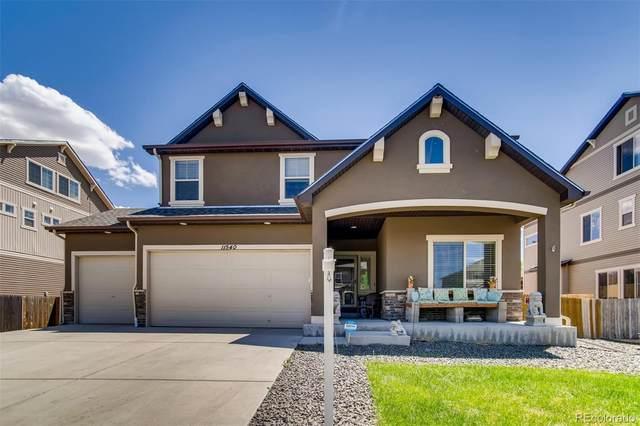11540 E 118th Avenue, Commerce City, CO 80640 (MLS #6330596) :: 8z Real Estate