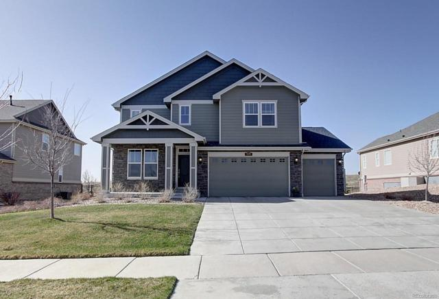 8295 S Country Club Parkway, Aurora, CO 80016 (#6336894) :: The DeGrood Team