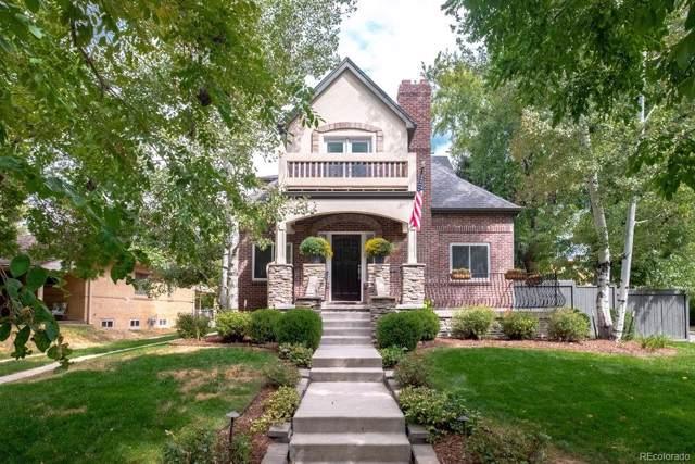1090 S Fillmore Way, Denver, CO 80209 (#6348255) :: milehimodern