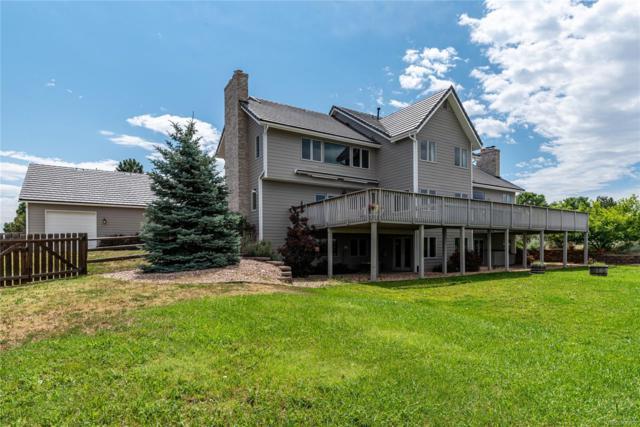 7945 Coventry Drive, Castle Rock, CO 80108 (MLS #6353033) :: 8z Real Estate