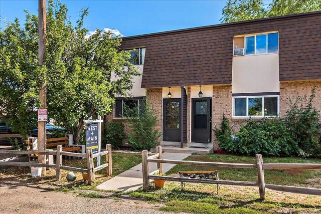 7010 Utica Street F, Westminster, CO 80030 (MLS #6357014) :: 8z Real Estate