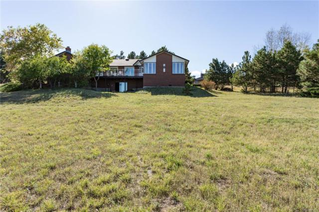 21589 Grandview Avenue, Golden, CO 80401 (MLS #6360685) :: 8z Real Estate