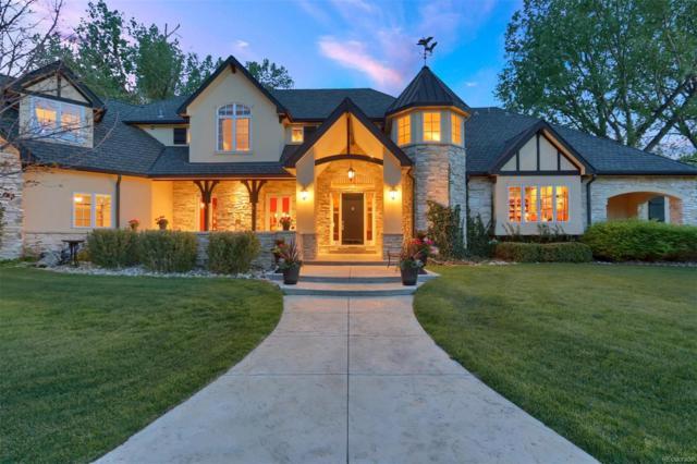 395 Shadycroft Drive, Littleton, CO 80120 (#6366674) :: Mile High Luxury Real Estate