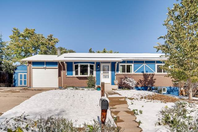 12327 W Arizona Avenue, Lakewood, CO 80228 (#6370597) :: The Heyl Group at Keller Williams