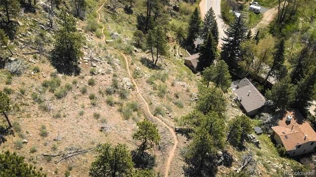 3642 Fourmile Canyon Drive, Boulder, CO 80302 (#6375218) :: Portenga Properties - LIV Sotheby's International Realty