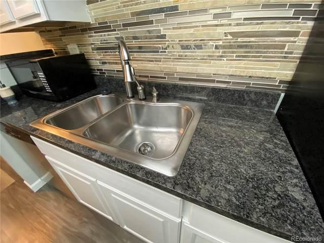 13404 E Jewell Avenue #203, Aurora, CO 80012 (#6375410) :: Real Estate Professionals