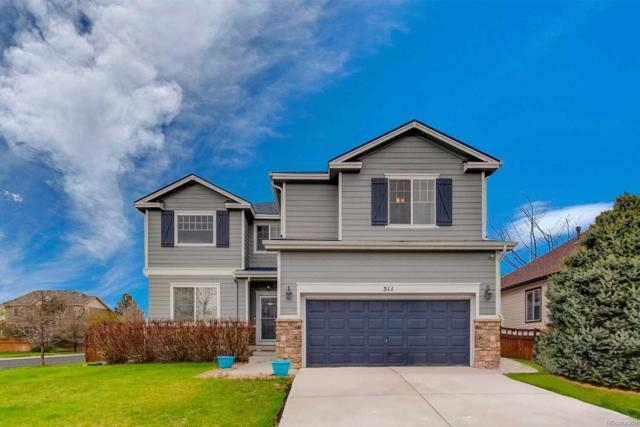 311 Apache Plume Street, Brighton, CO 80601 (MLS #6390290) :: 8z Real Estate