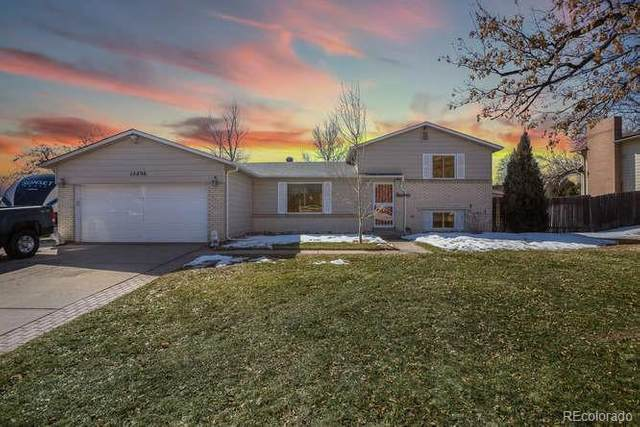 15896 E Flora Place, Aurora, CO 80013 (#6391851) :: The Brokerage Group