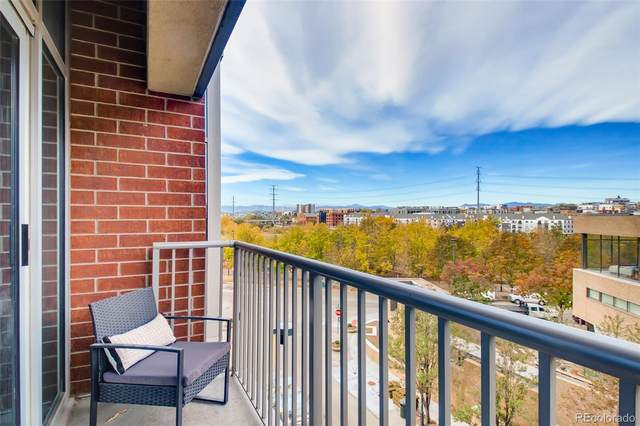 1700 Bassett Street #510, Denver, CO 80202 (#6399878) :: Bring Home Denver with Keller Williams Downtown Realty LLC