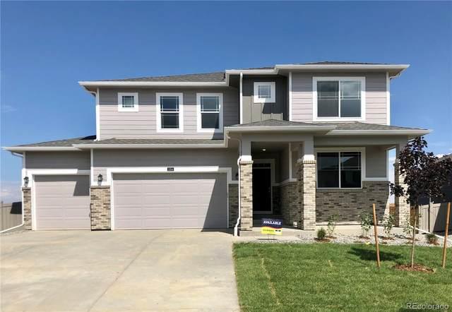 1354 Vantage Parkway, Berthoud, CO 80513 (MLS #6403982) :: 8z Real Estate