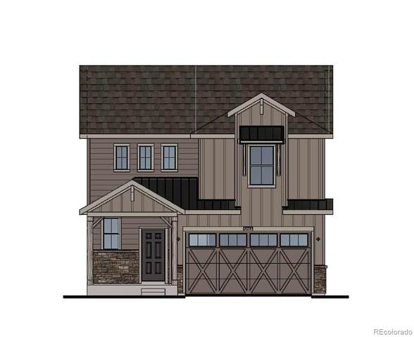 9811 Mount Kataka Point, Littleton, CO 80125 (#6428977) :: The Gilbert Group