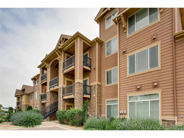 8779 S Kipling Way #207, Littleton, CO 80127 (MLS #6445439) :: 8z Real Estate