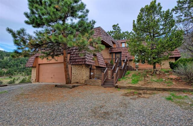 6630 Kilimanjaro Drive, Evergreen, CO 80439 (#6472998) :: The Pete Cook Home Group