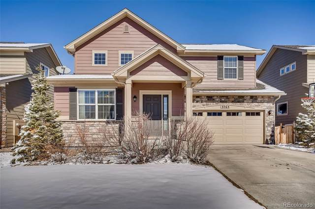 3765 Amber Sun Circle, Castle Rock, CO 80108 (#6486953) :: Colorado Home Finder Realty