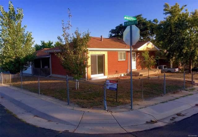 7276 Mariposa Street, Denver, CO 80221 (MLS #6489337) :: 8z Real Estate