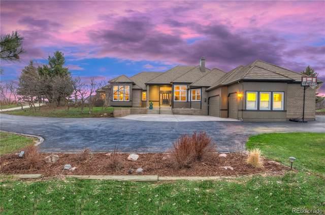 3438 Bear Canyon Circle, Sedalia, CO 80135 (MLS #6503562) :: 8z Real Estate