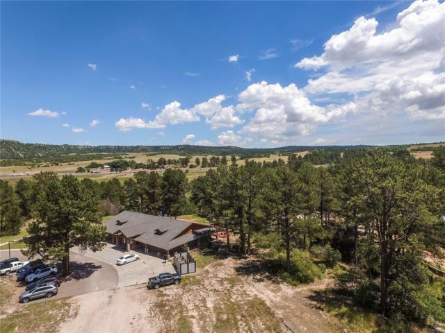 Lot 2 Spruce Mountain Road, Larkspur, CO 80118 (#6547261) :: The Heyl Group at Keller Williams