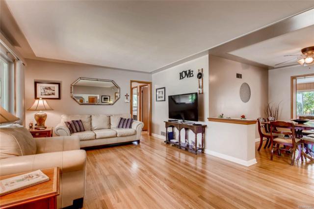 2999 S Madison Street, Denver, CO 80210 (MLS #6549379) :: 8z Real Estate