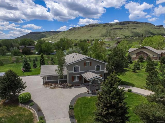 16484 W 55th Avenue, Golden, CO 80403 (MLS #6574354) :: 8z Real Estate