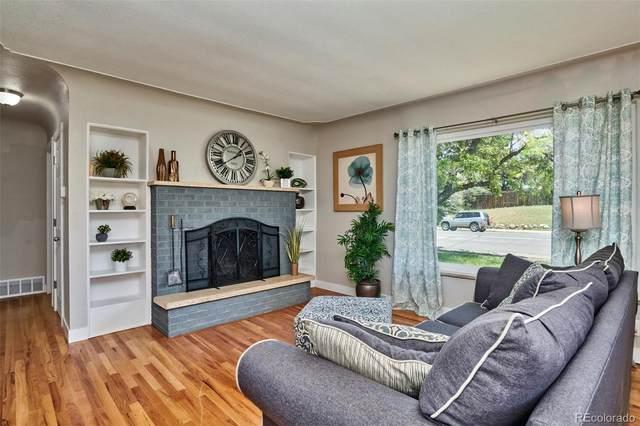 4085 S Huron Street, Englewood, CO 80110 (MLS #6622935) :: 8z Real Estate
