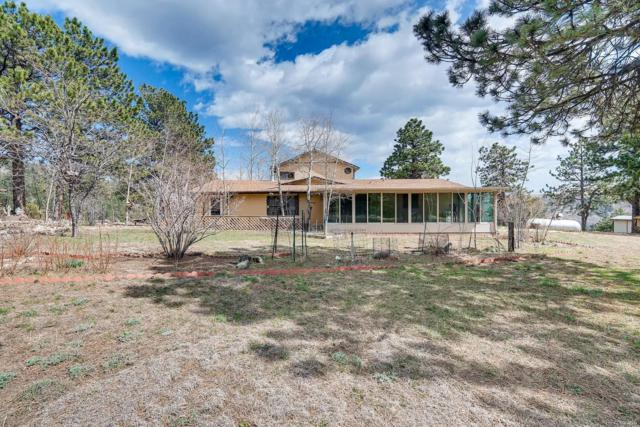 5032 Mica Mountain Road, Golden, CO 80403 (#6626328) :: The Heyl Group at Keller Williams