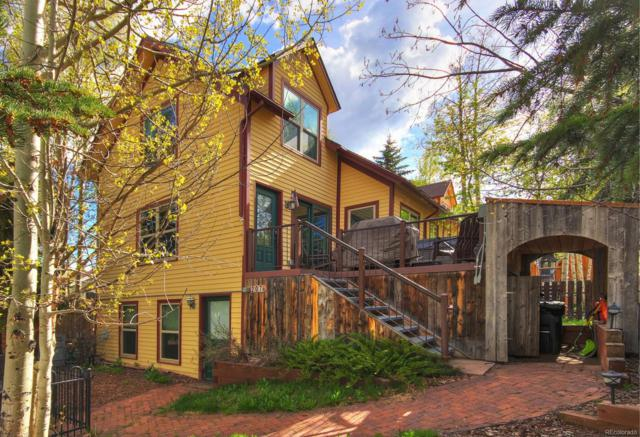 207 S High Street 207B, Breckenridge, CO 80424 (#6636404) :: Mile High Luxury Real Estate