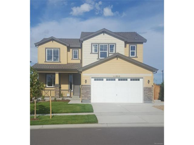 11802 Edenfeld Street, Parker, CO 80134 (MLS #6646873) :: 8z Real Estate