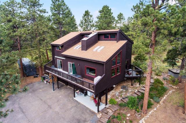 27234 Armadillo Way, Evergreen, CO 80439 (#6660514) :: Structure CO Group
