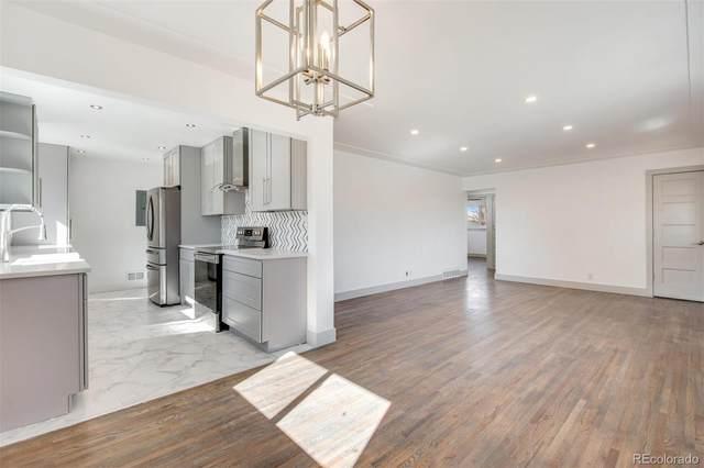 6065 S Bannock Street, Littleton, CO 80121 (#6673395) :: Wisdom Real Estate