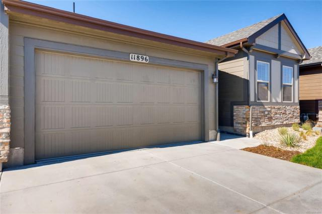11896 Barrentine Loop, Parker, CO 80138 (#6680870) :: Wisdom Real Estate