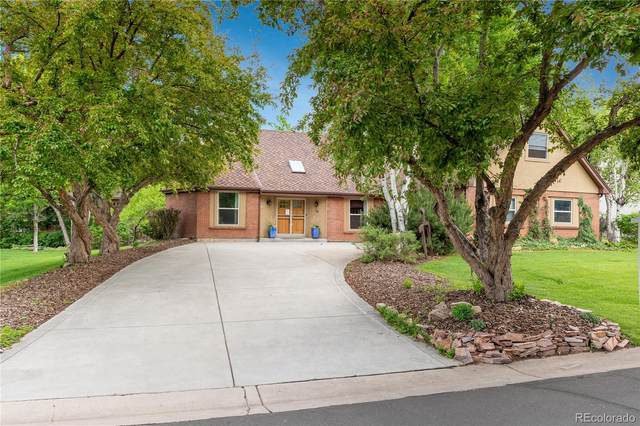 19 Doral Lane, Littleton, CO 80123 (MLS #6681276) :: 8z Real Estate