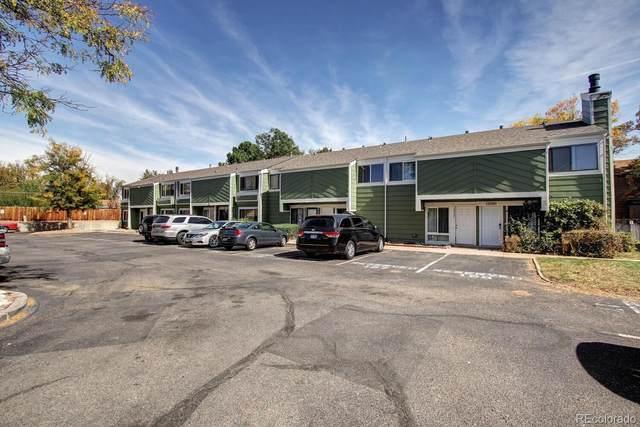 12184 E Kepner Place, Aurora, CO 80012 (#6693484) :: The Healey Group
