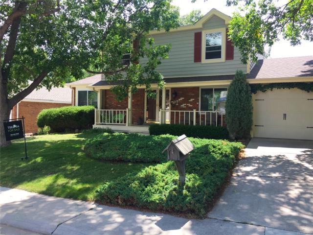 10144 W Lake Drive, Littleton, CO 80127 (MLS #6717622) :: 8z Real Estate