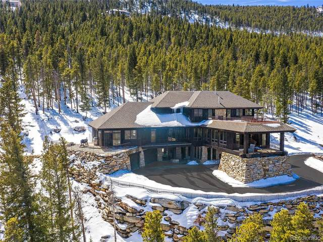 221 Halter Way, Evergreen, CO 80439 (#6728963) :: The Healey Group