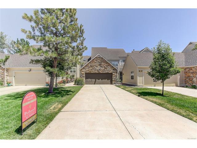 10000 E Yale Avenue #18, Denver, CO 80231 (MLS #6729102) :: 8z Real Estate