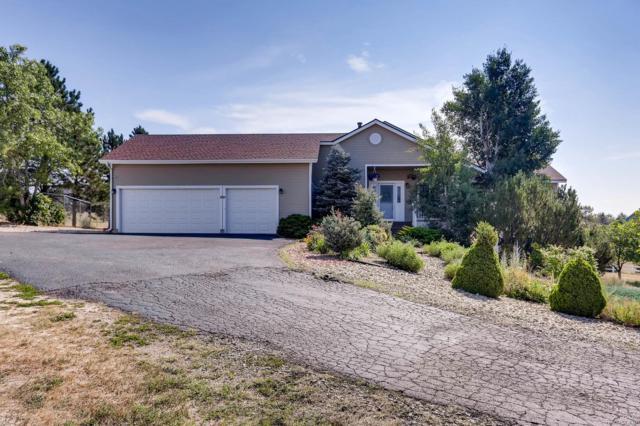 3639 Pine Meadow Avenue, Parker, CO 80138 (#6740756) :: The Peak Properties Group