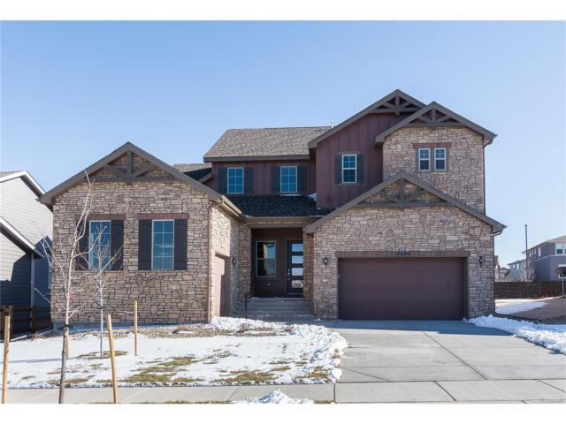 14600 Crouch Place, Parker, CO 80134 (MLS #6756112) :: 8z Real Estate