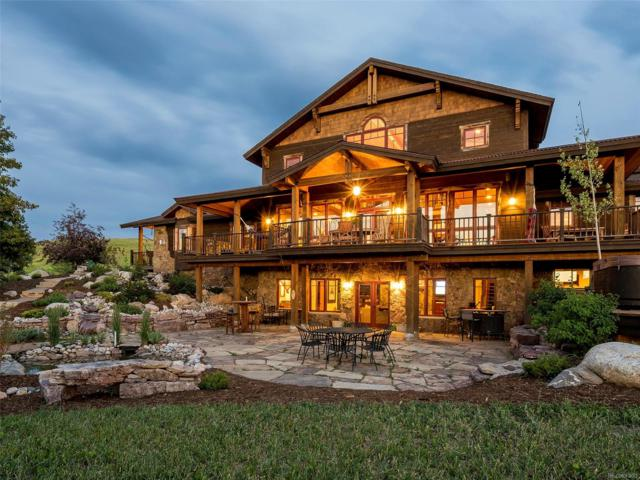 38600 Klein Road, Steamboat Springs, CO 80487 (MLS #6780750) :: 8z Real Estate