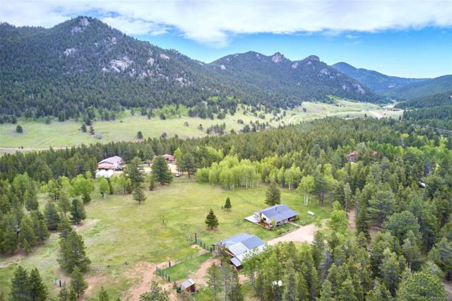 104 Mountain House Road, Black Hawk, CO 80422 (#6800538) :: James Crocker Team