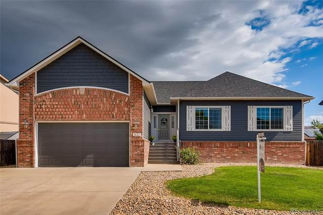 5887 Wood Duck Court, Frederick, CO 80504 (#6802567) :: The DeGrood Team