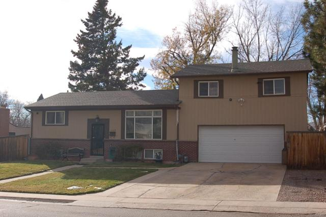 1429 S Reed Street, Lakewood, CO 80232 (#6808096) :: Bring Home Denver