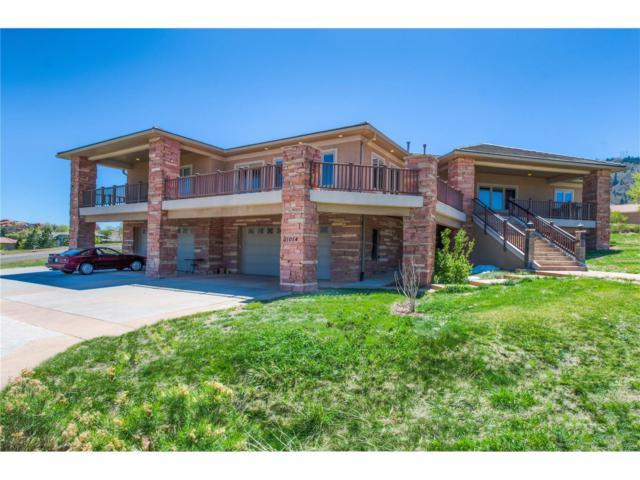 11054 Hermitage Run, Littleton, CO 80125 (MLS #6817270) :: 8z Real Estate