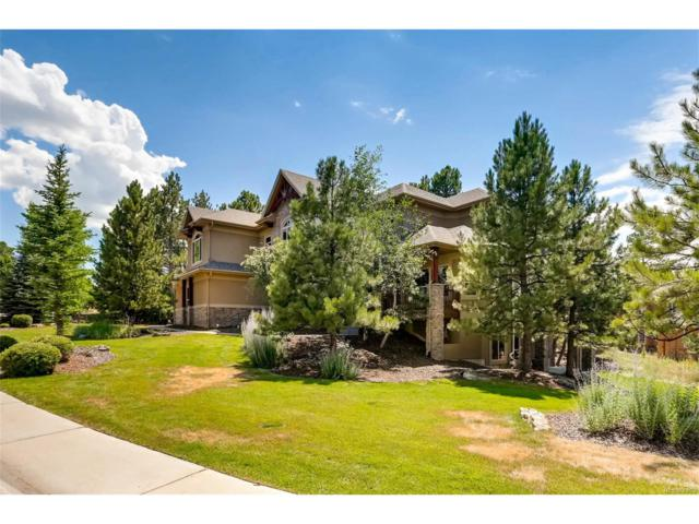 5225 Serene View Way, Parker, CO 80134 (MLS #6835889) :: 8z Real Estate