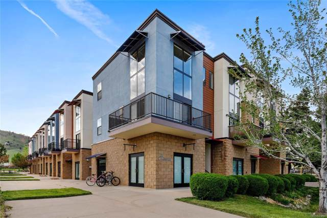 4645 Broadway Street A4, Boulder, CO 80304 (#6837942) :: The DeGrood Team