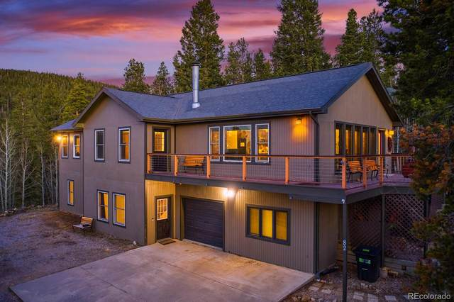 82 Severance Lodge Road, Black Hawk, CO 80422 (#6844314) :: Finch & Gable Real Estate Co.