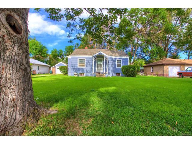 1211 Balsam Street, Lakewood, CO 80214 (MLS #6849435) :: 8z Real Estate