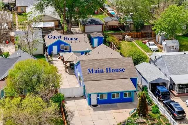 31 King Street, Denver, CO 80219 (MLS #6850607) :: 8z Real Estate