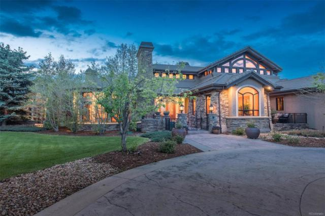 1110 White Hawk Ranch Drive, Boulder, CO 80303 (#6856165) :: The City and Mountains Group